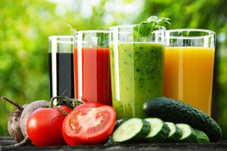 5 Recetas Naturales de Bebidas Detox