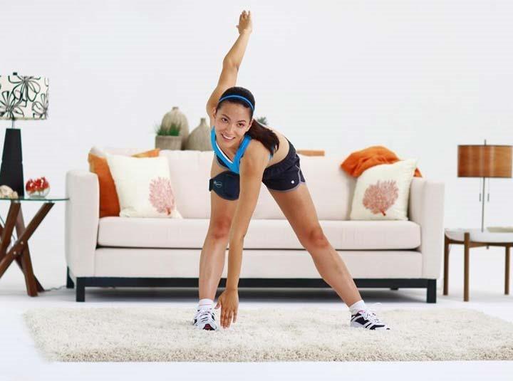 ejercicios para perder peso en casa rapido
